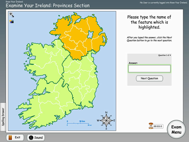 EdWare - Know Your Ireland - Province