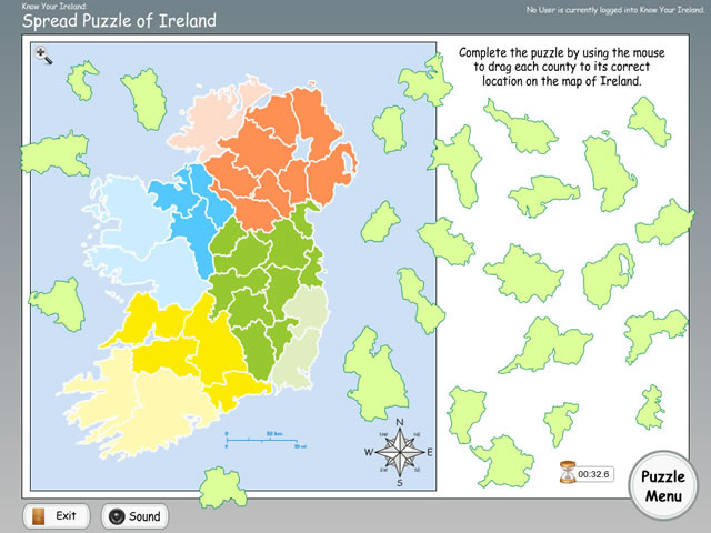 EdWare - Know Your Ireland - Puzzle