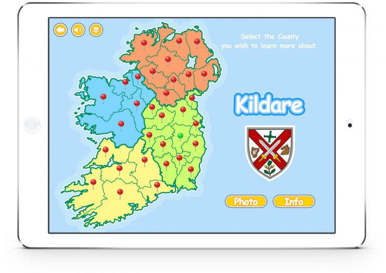 Know Your Ireland for iPad