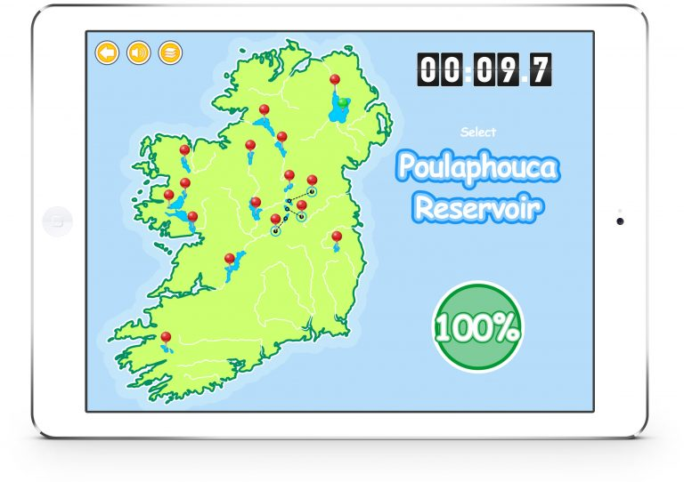 Know Your Ireland for iPad - Lakes