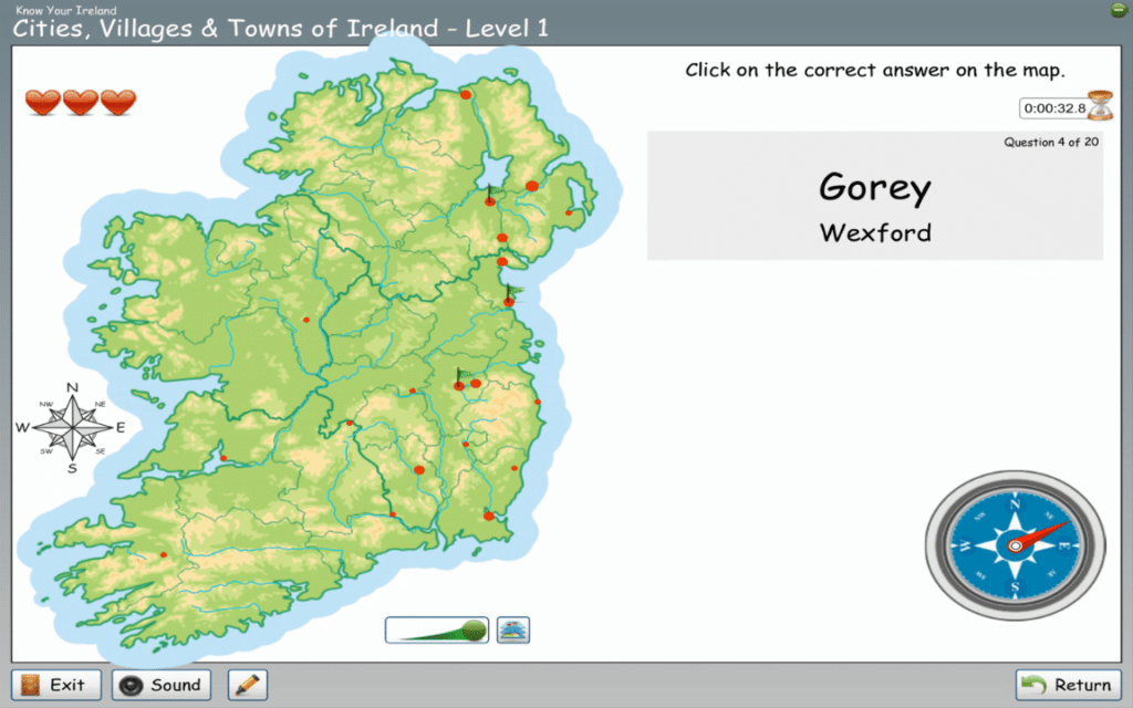 EdWare - Know Your Ireland