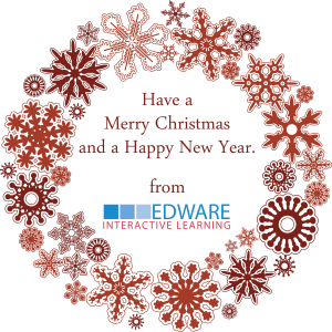 Happy Christmas from EdWare